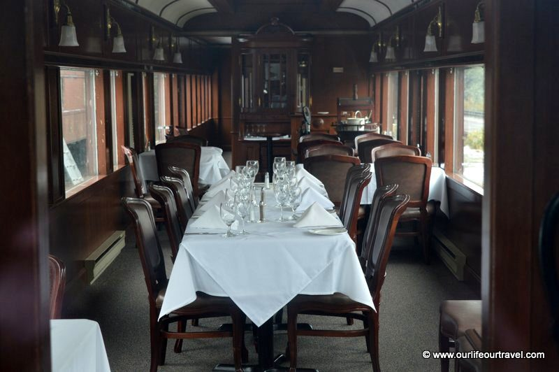 Lake Louise Railway Station and Restaurant