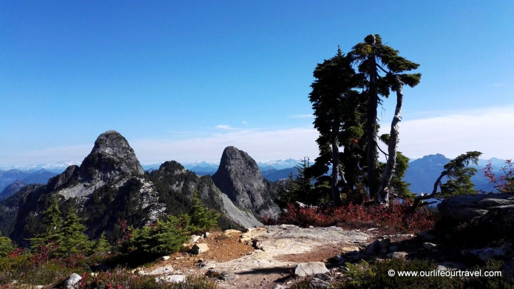Vancouver Travel Guide Hike
